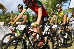 72 teams entered the race held over three days